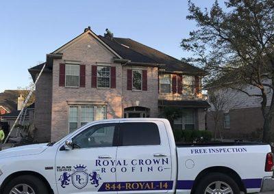 Royal Crown Roofing Spring Tx Job 10